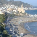 Sitges view 2